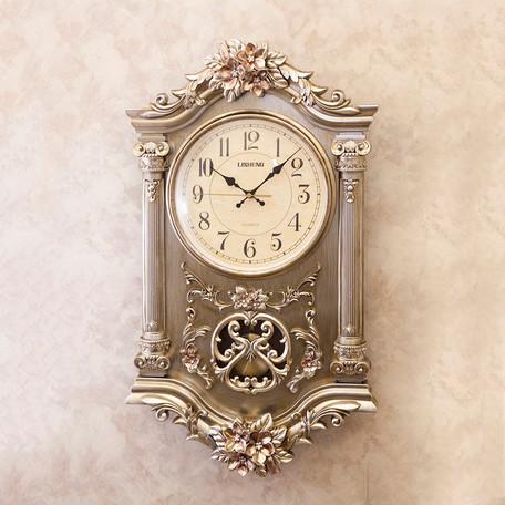 ロココ調&ビクトリアン調壁掛け時計~❤_f0029571_13442683.jpg