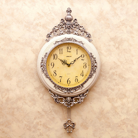 ロココ調&ビクトリアン調壁掛け時計~❤_f0029571_14352278.jpg