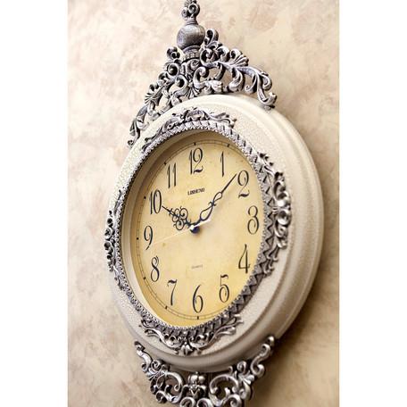 ロココ調&ビクトリアン調壁掛け時計~❤_f0029571_14355033.jpg