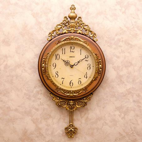 ロココ調&ビクトリアン調壁掛け時計~❤_f0029571_14371936.jpg