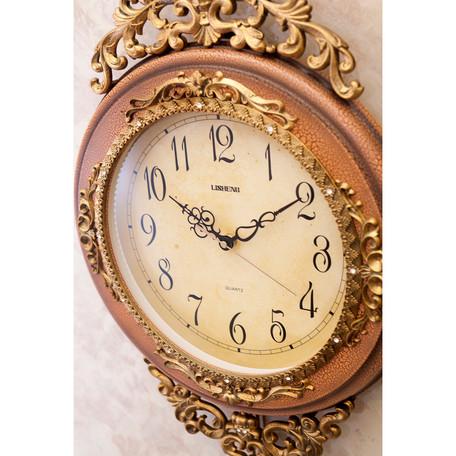 ロココ調&ビクトリアン調壁掛け時計~❤_f0029571_14374107.jpg