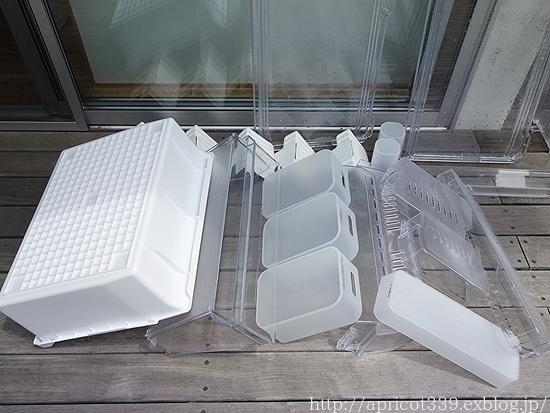 梅雨入り前にやった家しごと 冷蔵庫の大掃除_c0293787_17270454.jpg