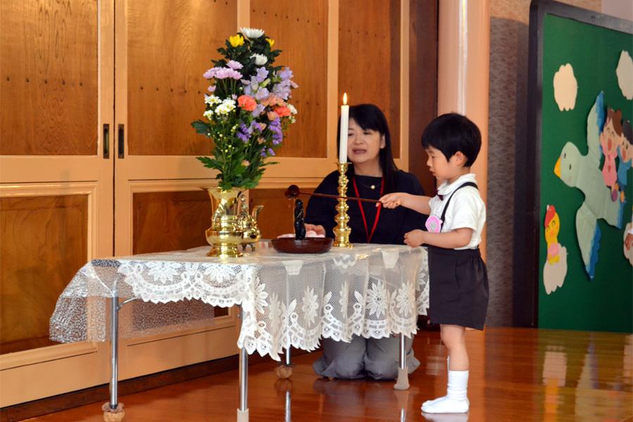 第一幼稚園「花まつり」_d0353789_14274876.jpg