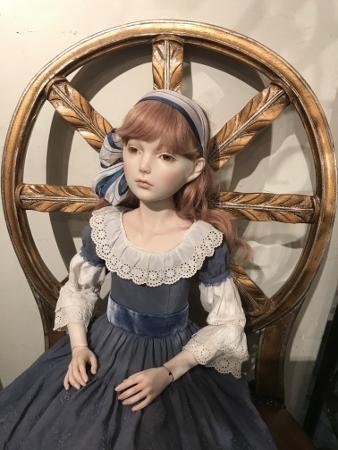 木・金曜日 創作人形クラス担当 浦野由美先生 個展レポート_b0107314_15225250.jpg