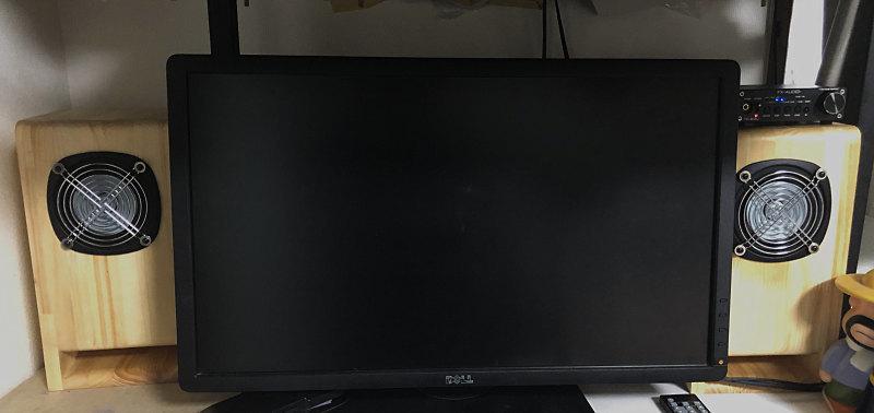 デスクトップ用スピーカーの更新_f0051915_12215538.jpg