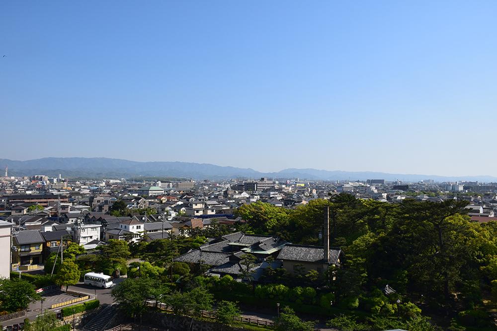 犬走りの代表的な城、岸和田城攻城記。 その2 ~本丸~_e0158128_12424170.jpg