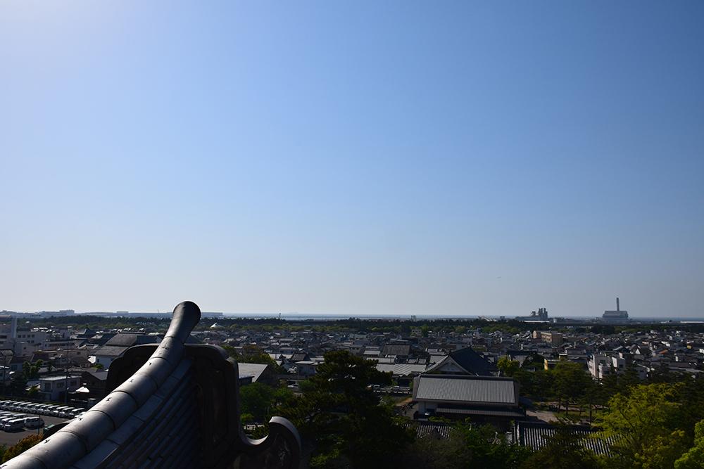 犬走りの代表的な城、岸和田城攻城記。 その2 ~本丸~_e0158128_12424782.jpg