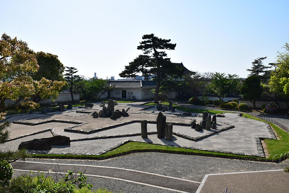 犬走りの代表的な城、岸和田城攻城記。 その2 ~本丸~_e0158128_12443451.jpg