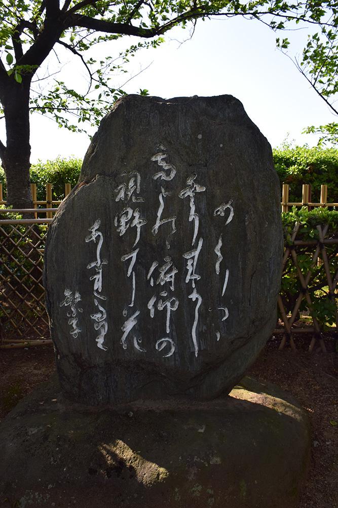 犬走りの代表的な城、岸和田城攻城記。 その3 ~二ノ丸~_e0158128_12582558.jpg