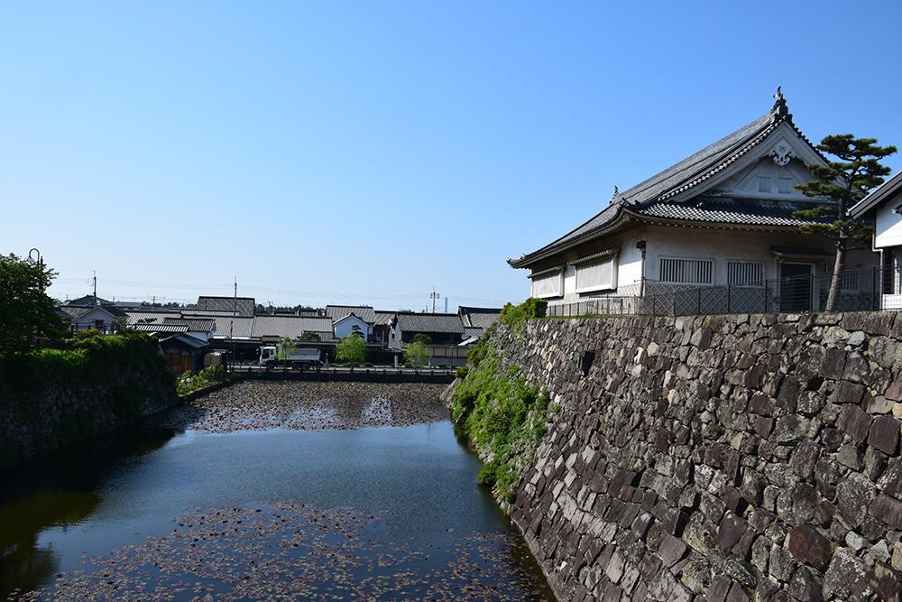 犬走りの代表的な城、岸和田城攻城記。 その3 ~二ノ丸~_e0158128_13002445.jpg