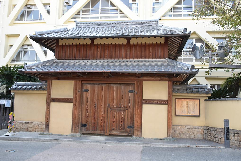 摂津国茨木城跡を歩く。_e0158128_14364850.jpg