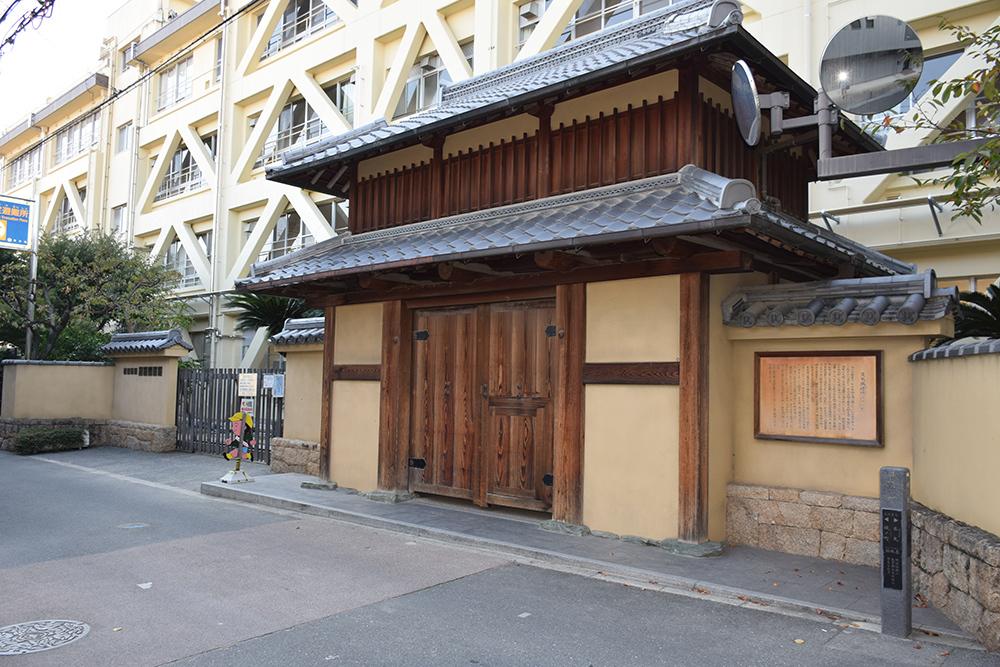 摂津国茨木城跡を歩く。_e0158128_14365230.jpg