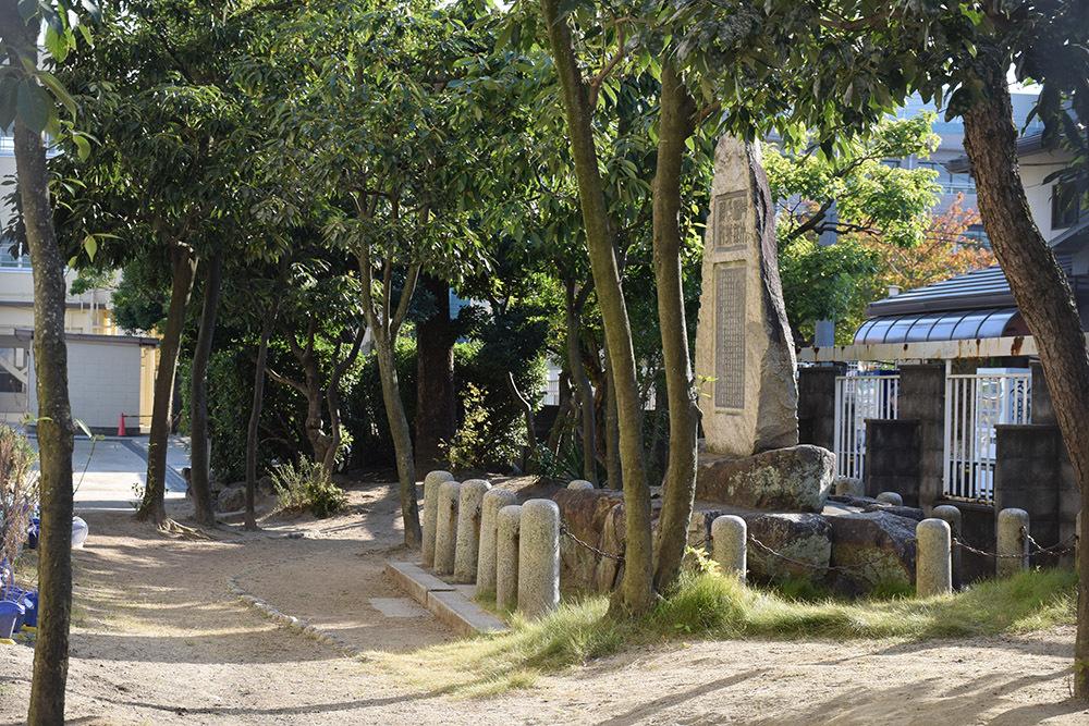 摂津国茨木城跡を歩く。_e0158128_14425648.jpg