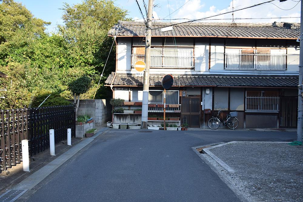 摂津国茨木城跡を歩く。_e0158128_14460238.jpg