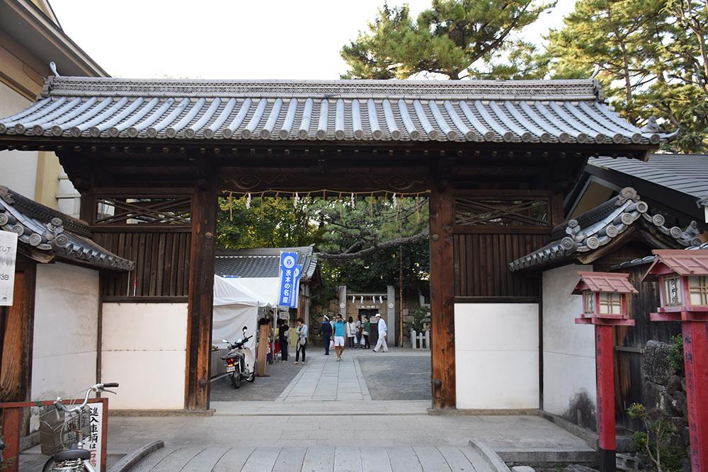 摂津国茨木城跡を歩く。_e0158128_14483485.jpg