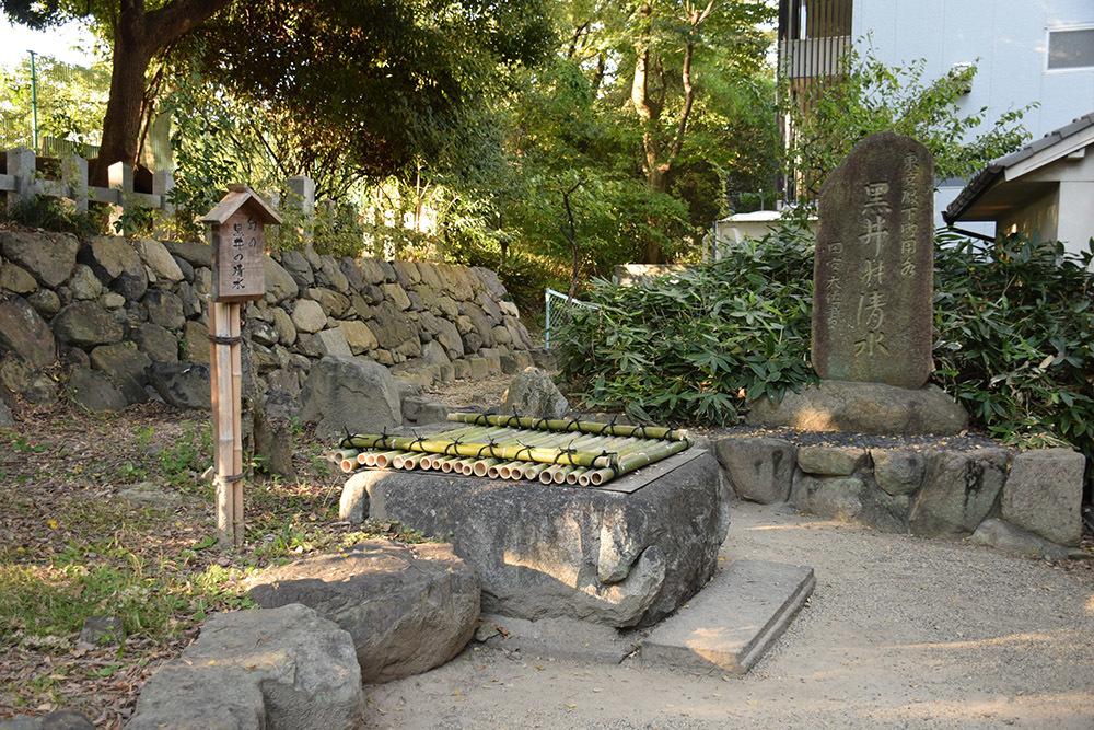摂津国茨木城跡を歩く。_e0158128_14500168.jpg
