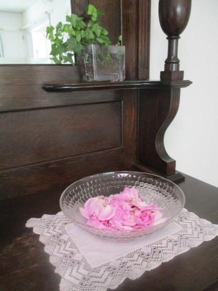 お庭のお花を飾れる!いい季節~~(^^♪_a0279743_22333035.jpg