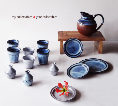 my collectables●your collectables 白岩焼和兵衛窯 渡邊葵個展_a0233551_13515409.jpg