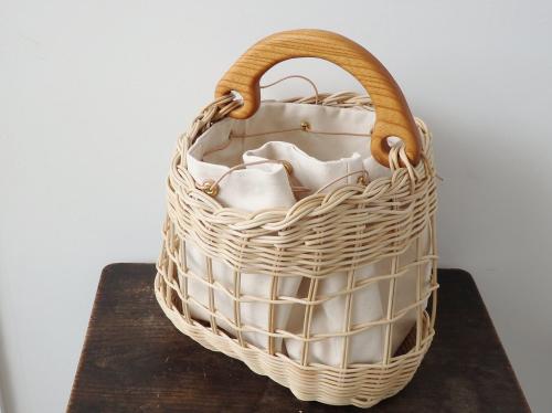 【水無月のかごマルシェ2】出展者のご紹介 hitsuki basket さん 。_e0060555_11021347.jpg
