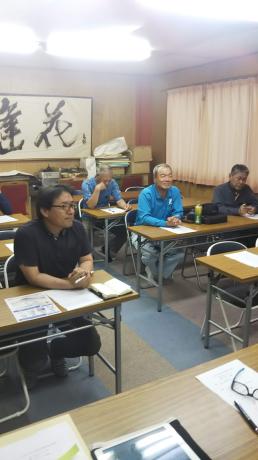 伊万里湾小型船安全協会理事会_a0077071_14411260.jpg
