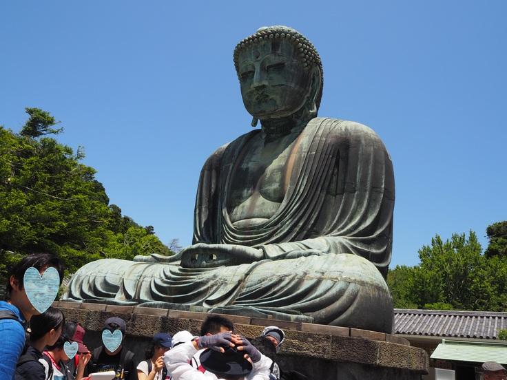 鎌倉の大仏さま(5/30ひとり遠足)_c0212604_1447347.jpg