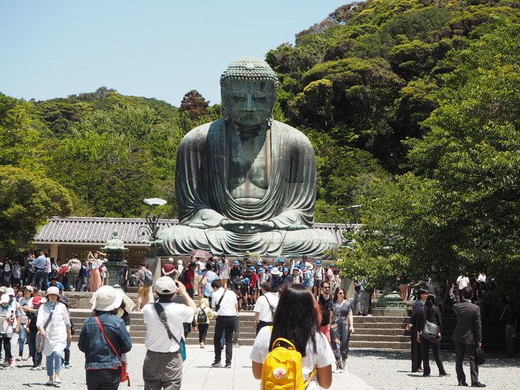 鎌倉の大仏さま(5/30ひとり遠足)_c0212604_14553545.jpg