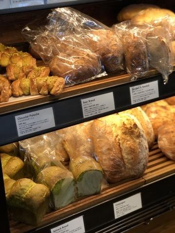 搬入日のランチはブレッドワークスさんのパンで♡_a0157409_10440239.jpeg