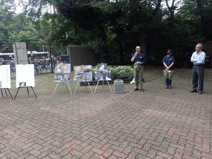 井の頭自然文化園 動物慰霊祭( September 2018)_b0355317_12060523.jpg