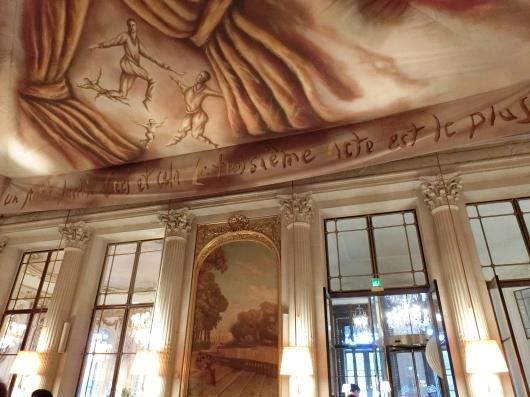 Le Dali でアフタヌーンティ Le Meurice Paris_e0303431_17505112.jpg