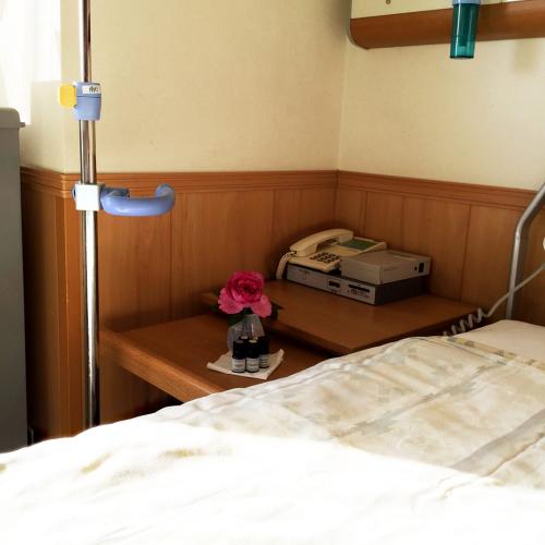 スペース・クリアリング ー 病室をクリアリング_e0243332_16321300.jpg