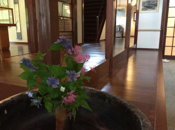 今はやまなか、紫陽花の季節「芭蕉の館」_f0289632_10103821.jpg