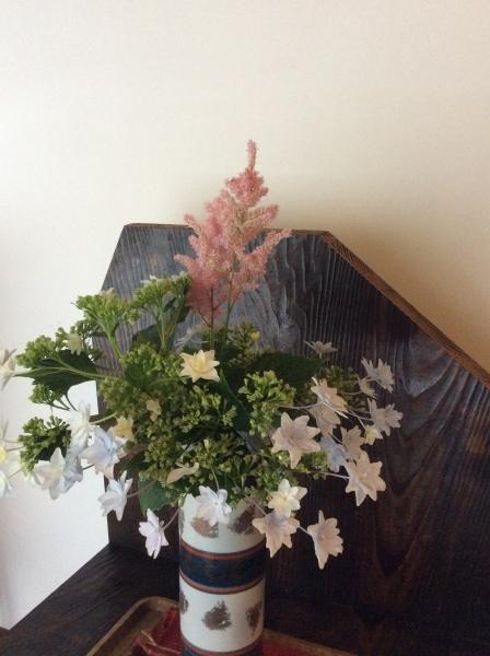 今はやまなか、紫陽花の季節「芭蕉の館」_f0289632_10110019.jpg