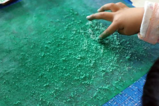 やと子ども美術教室 ~ 水を描く ~_e0222340_15231040.jpg