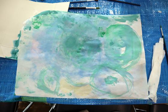 やと子ども美術教室 ~ 水を描く ~_e0222340_15263564.jpg