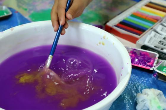 やと子ども美術教室 ~ 水を描く ~_e0222340_15314283.jpg