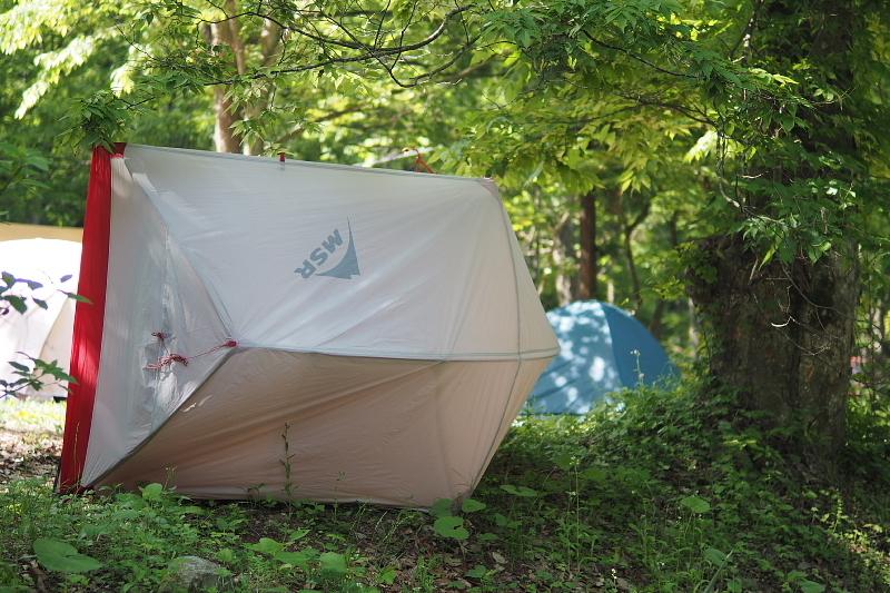 【キャンプ場レポート】グリーンパークふきわれ ③ ~天の川と新緑編_b0008655_12325186.jpg