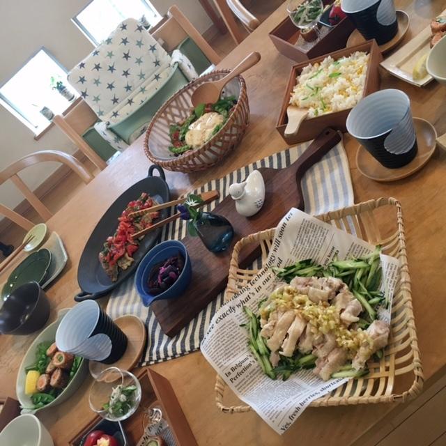 cooking memo   夏レシピ♪_a0165160_16224651.jpg