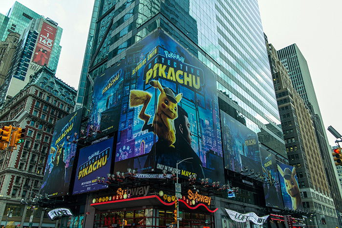 名探偵ピカチュウ / Pokemon Detective Pikachu_e0076761_01223200.jpg