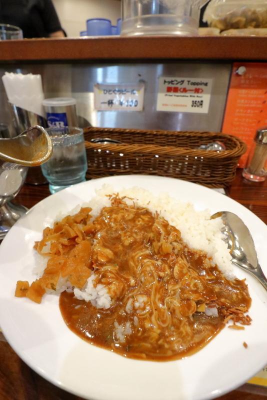 カリカル 新橋本店で、印度カレーを食べる_a0077663_17073998.jpg