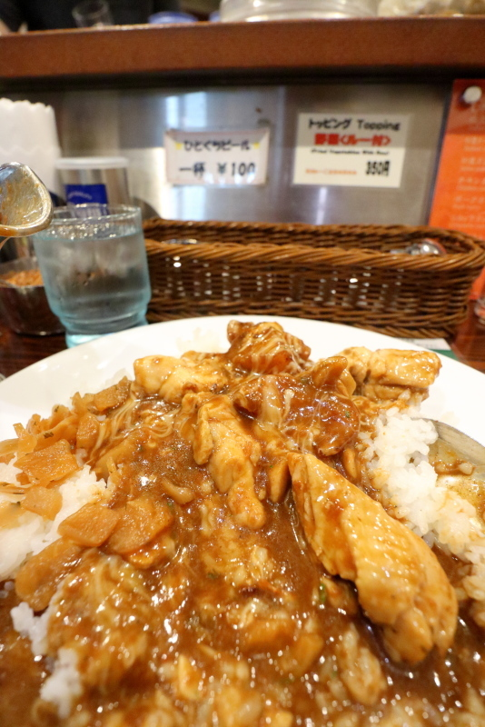 カリカル 新橋本店で、印度カレーを食べる_a0077663_17074040.jpg