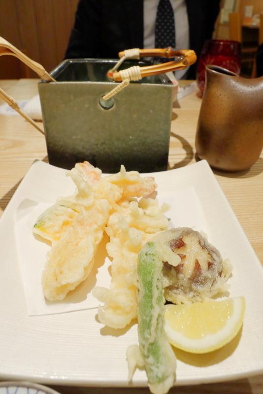 築地玉寿司で、お寿司を食べる~_a0077663_17315504.jpg