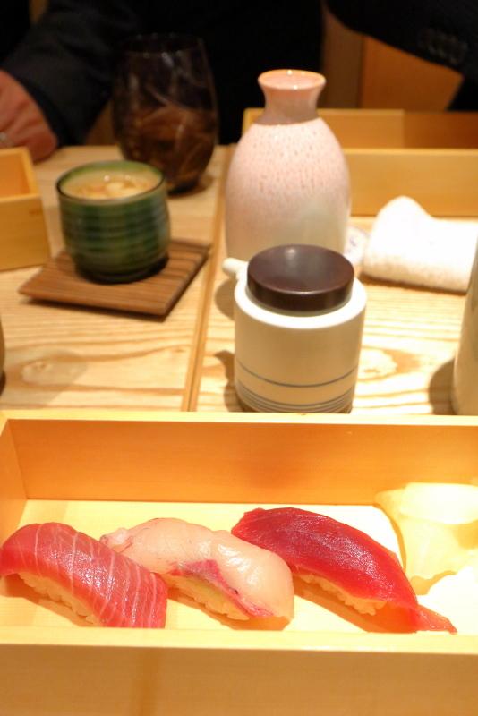 築地玉寿司で、お寿司を食べる~_a0077663_17322685.jpg