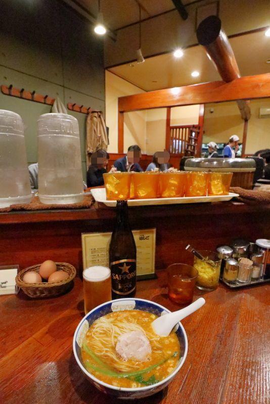 支那麺 はしごで、担々麺~_a0077663_17490202.jpg