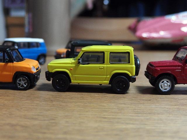 ハスラーのミニカー、ガチャなど おもちゃまとめ_b0006870_21224814.jpg