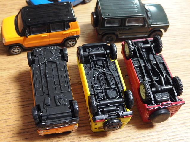 ハスラーのミニカー、ガチャなど おもちゃまとめ_b0006870_21231241.jpg
