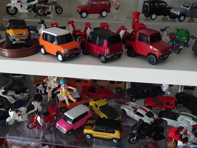 ハスラーのミニカー、ガチャなど おもちゃまとめ_b0006870_21241988.jpg