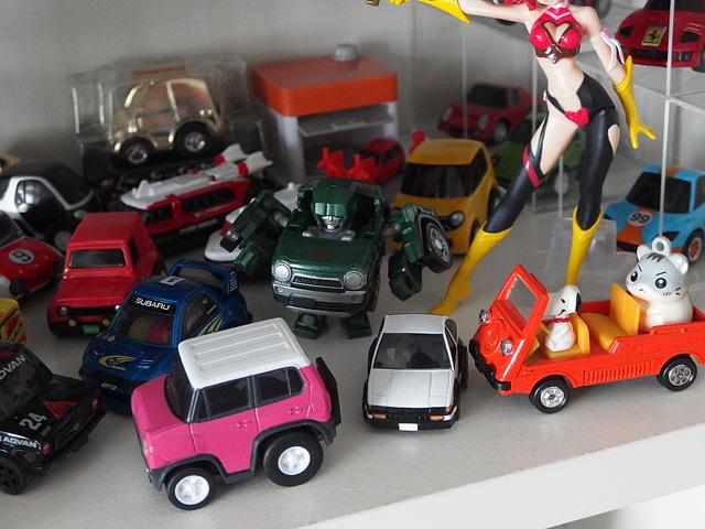 ハスラーのミニカー、ガチャなど おもちゃまとめ_b0006870_21243138.jpg