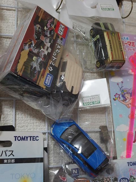ハスラーのミニカー、ガチャなど おもちゃまとめ_b0006870_21244521.jpg