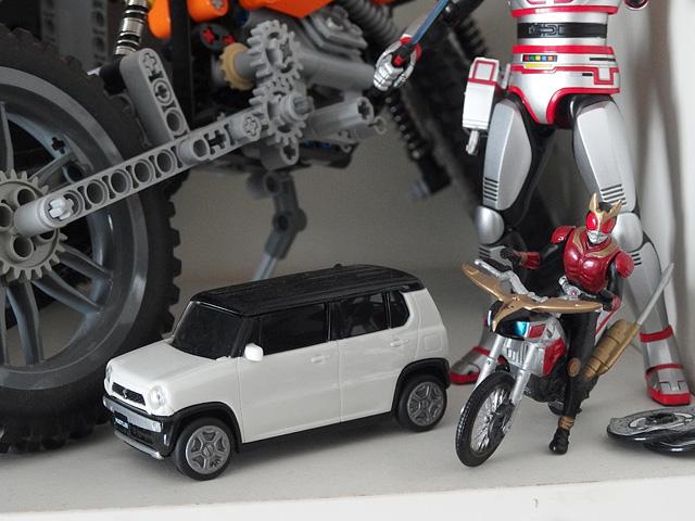 ハスラーのミニカー、ガチャなど おもちゃまとめ_b0006870_21245731.jpg