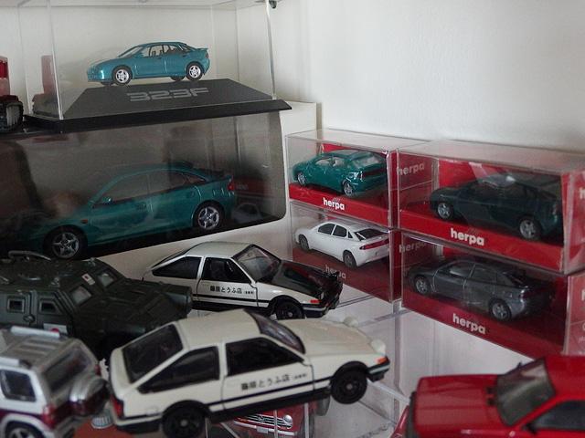 ハスラーのミニカー、ガチャなど おもちゃまとめ_b0006870_21255926.jpg
